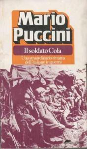 Mario Puccini - Il soldato Cola (copertina)
