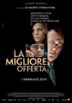 locandina film La migliore offerta (2013) di Giuseppe Tornatore