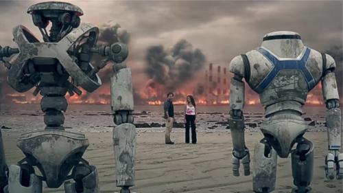 Robotropolis: scena finale da bestemmia