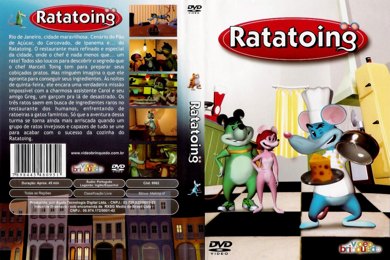 Cartone animato con topi parlanti