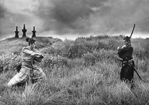 Harakiri (1962) - Il duello fra Hanshiro e il maestro di spada