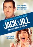 Jack e Jill - locandina del film