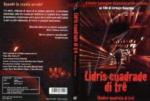 Lidris cuadrade di tre di Lorenzo Bianchini - dvd cover