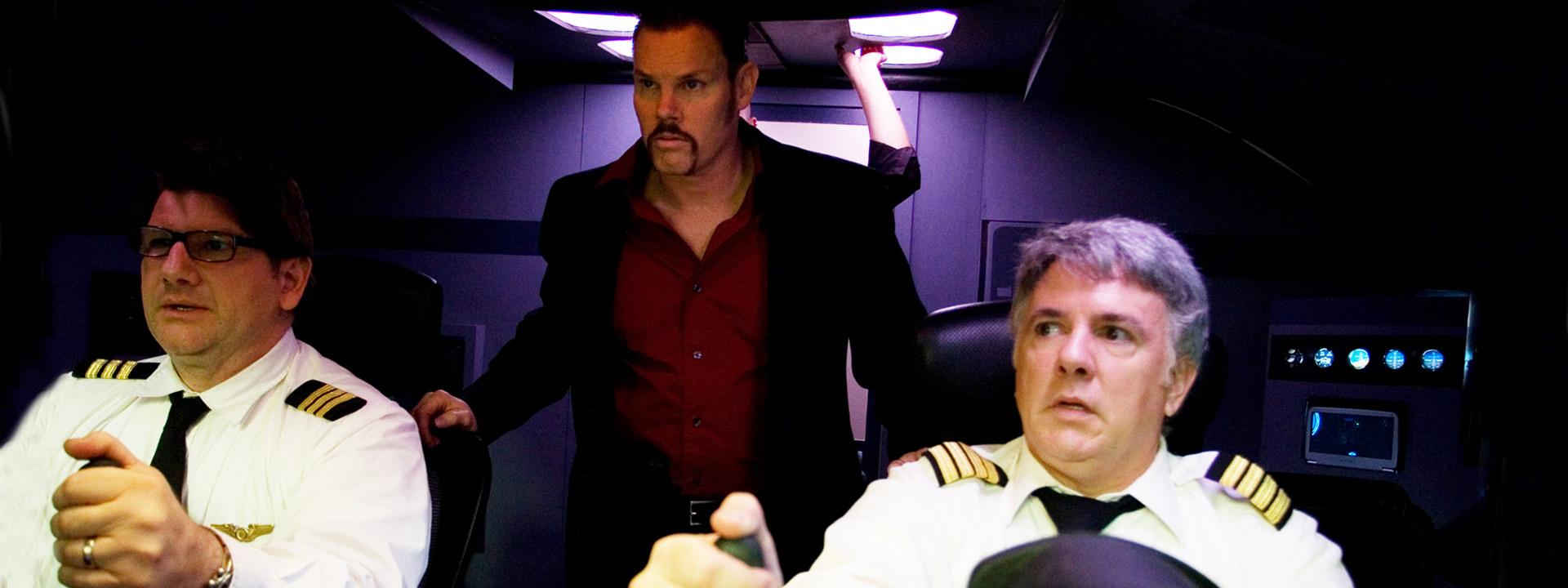 Airline disaster -dirottatori e dirottati