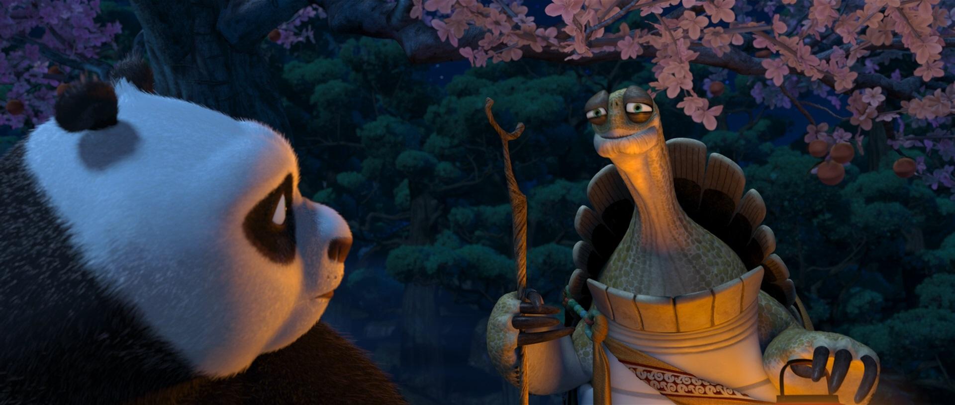 Kung Fu Panda 2008 Recensione Del Film Di Animazione Dreamworks