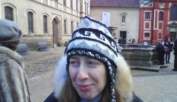 Marina Sangiorgi. Praga, Capodanno 2010