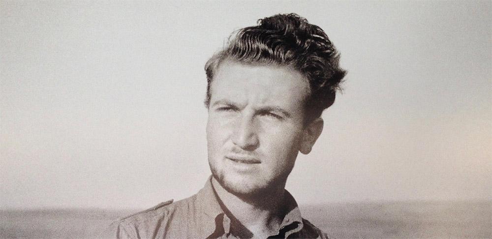 Eugenio Corti giovane