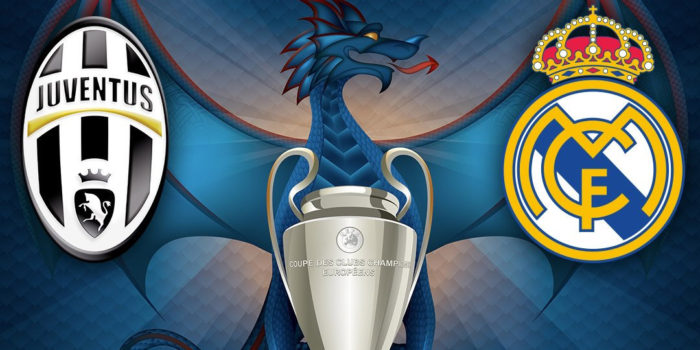 Juventus - Real Madrid- Finale di Champions League 2017 a Cardiff