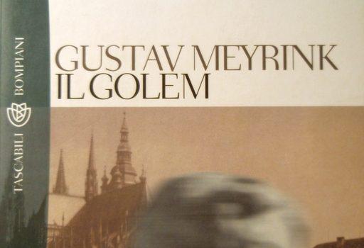 Il Golem di Gustav Meyrink (Bompiani) romanzo gotico