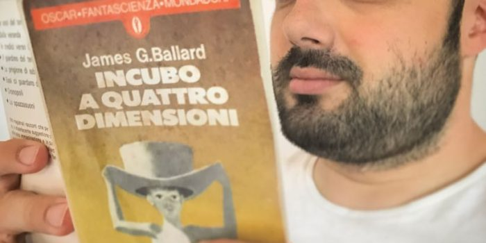 INCUBO A QUATTRO DIMENSIONI DI J. G. BALLARD
