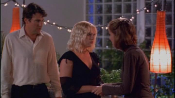 The Room: il dialogo fra Lisa, Steven e Michelle