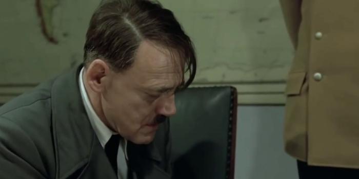 Adolf Hitler dice la sua su I demoni delle campagne